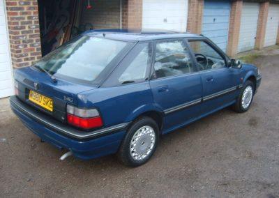 Rover 214si