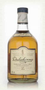 A bottle of Dalwhinnie 15 year old
