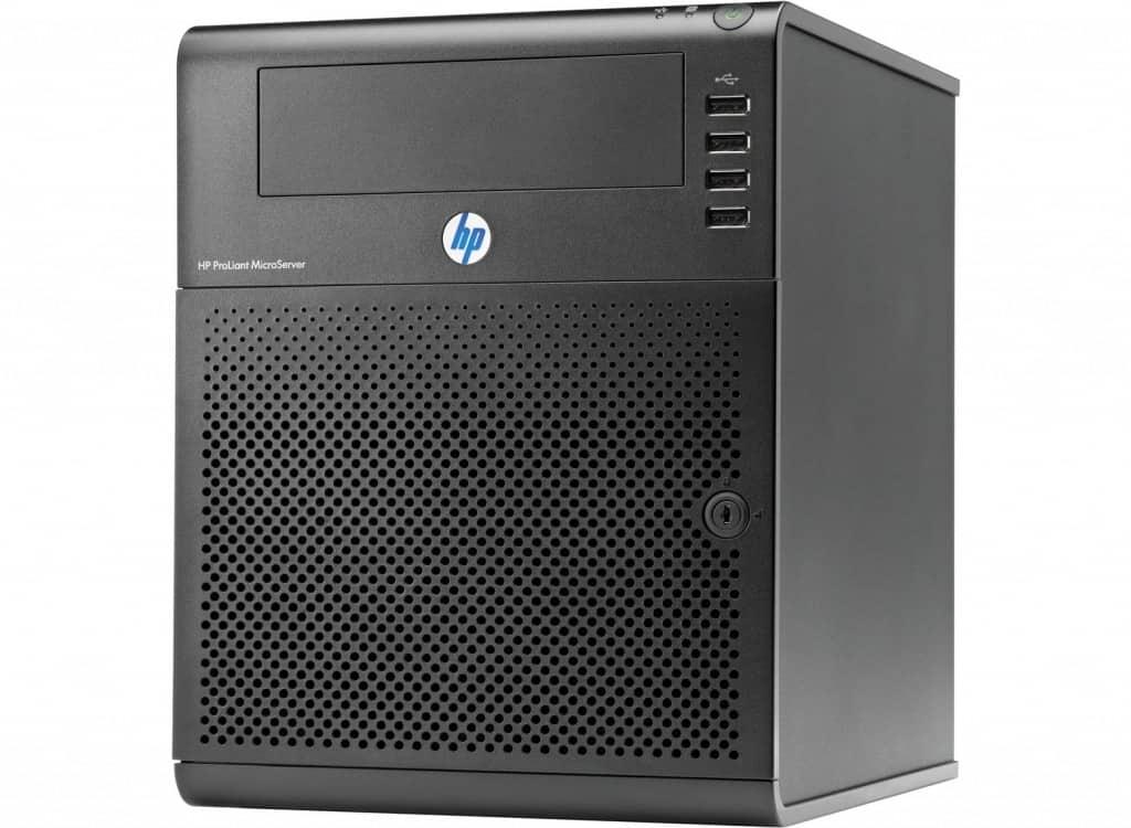 HP N54L Microserver